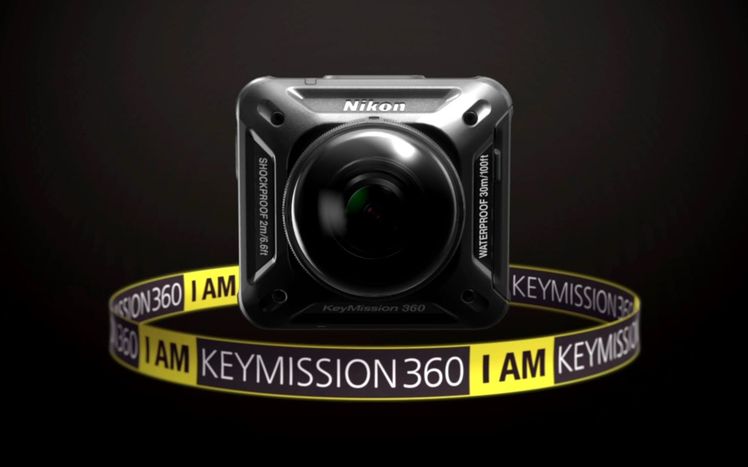 CAPTURE EVERY SMARTKAT TRIP WITH THE NEW NIKON 360 CAMERA.