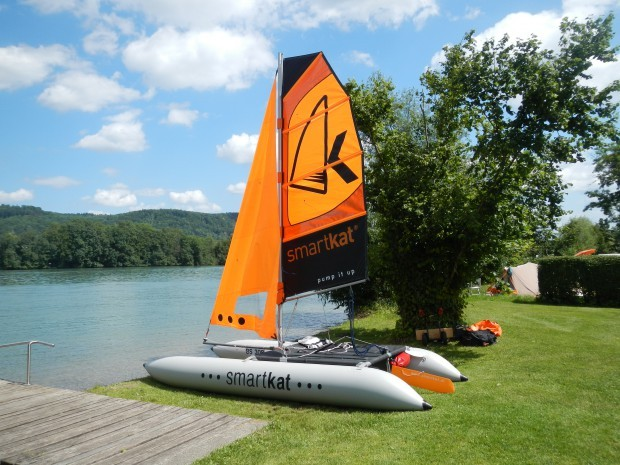 Smartkat Community Meet and Greet at Altmühltal Sailing Club