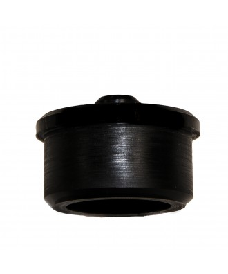 Bowspriet rear connection cap