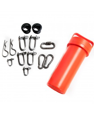 Spare parts kit - complete